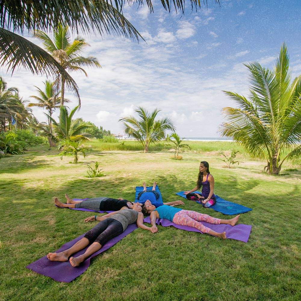 Yoga @ welYoga & well-being Retreat - Vikara in Ecuadorl-being Retreat - Vikara in Ecuador