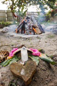 Yoga and surf retreat center Vikara