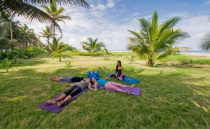 Healthy yoga and surf retreat Vikara