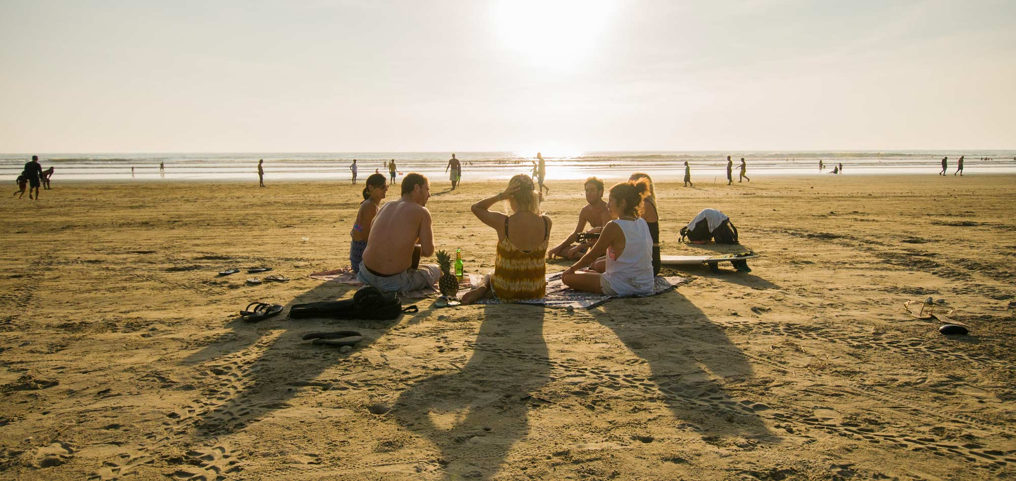 Spanish yoga & Surf Retreats