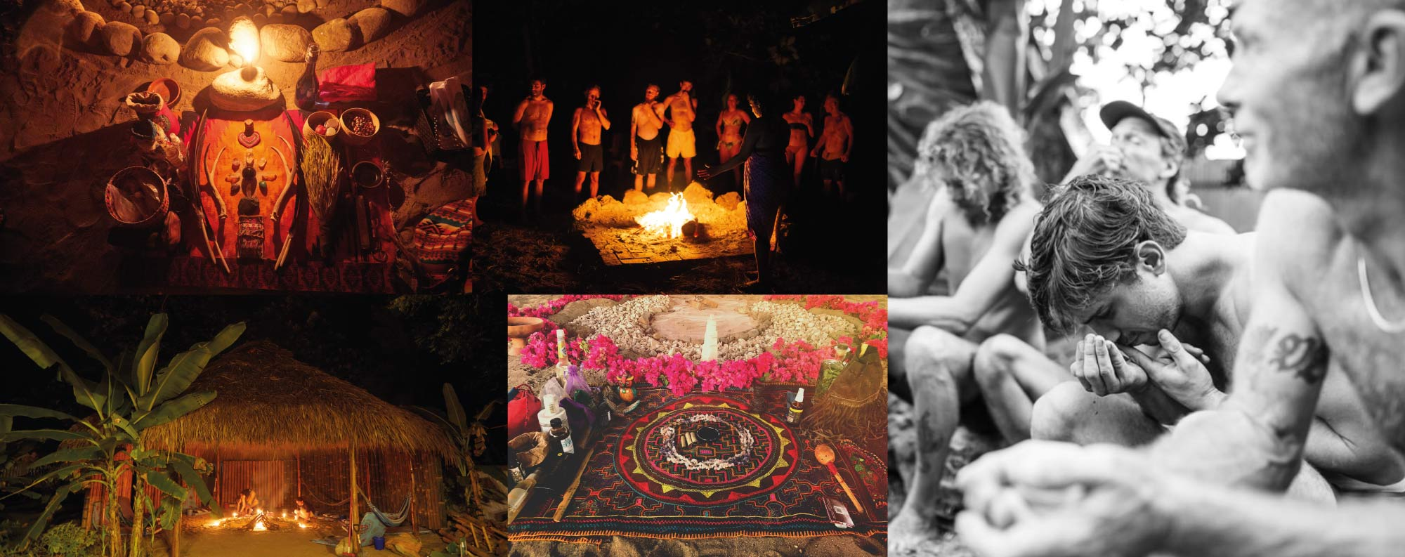 Ayahuasca Retreat in South America
