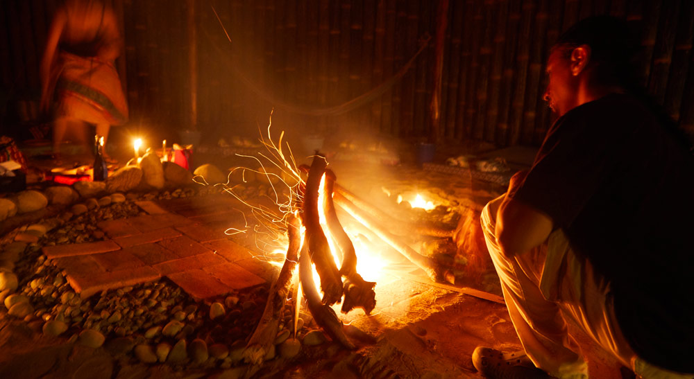 Ayahuasca ceremony - Retreat in Ecuador