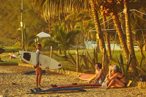 Yoga and Surf Rereats at Vikara