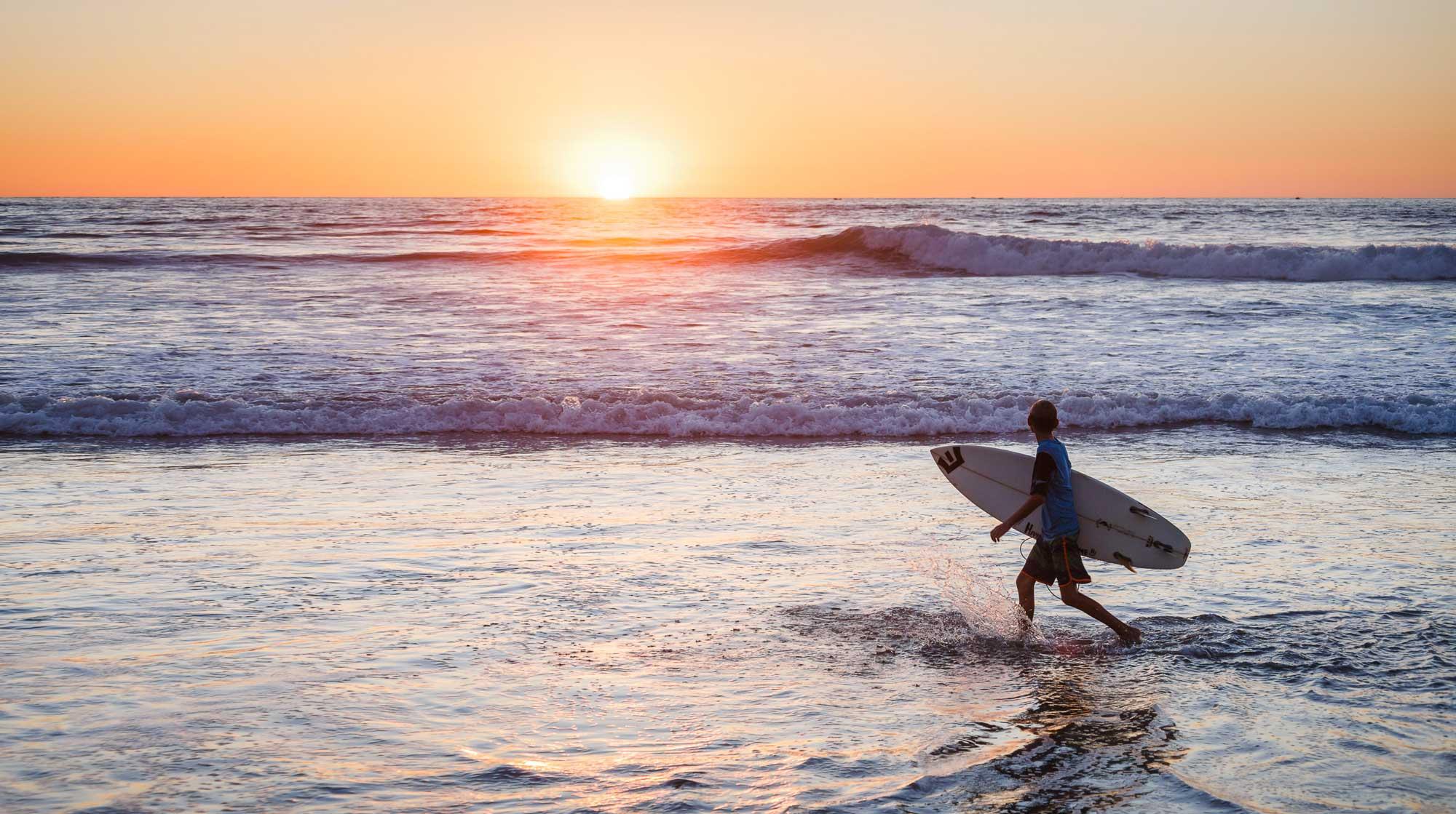 yoga and Surf Retreats at Vikara